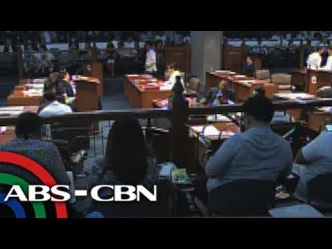 Bandila: Lacson, nanawagan sa Senado na mag-convene bilang 'con-ass'