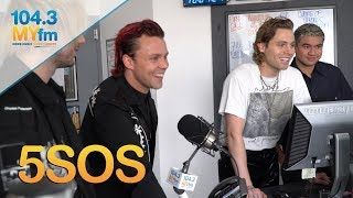 5SOS Talk 'Easier', More New Music, Michael Getting Engaged & More