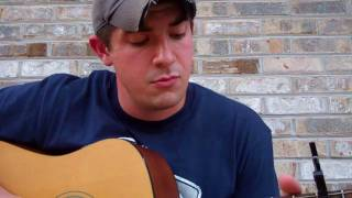 She Only Smokes When She Drinks Joe Nichols cover(Cody Goins)