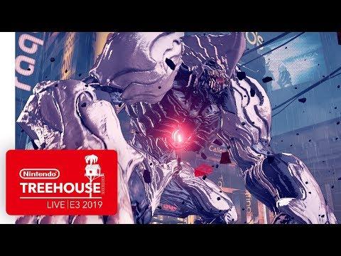 ASTRAL CHAIN Gameplay Pt. 1 - Nintendo Treehouse: Live | E3 2019 thumbnail