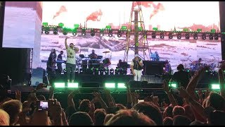 Eminem performs My Name Is, The Real Slim Shady & Without Me LIVE IN SWEDEN