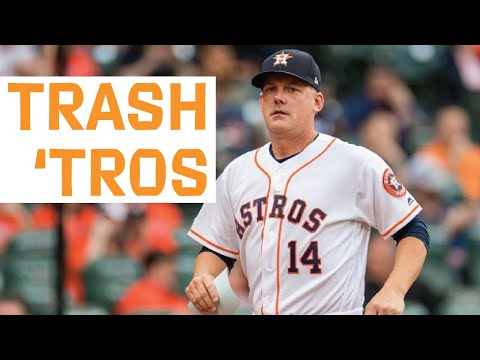 Houston Astros 2017 Cheating Compilation