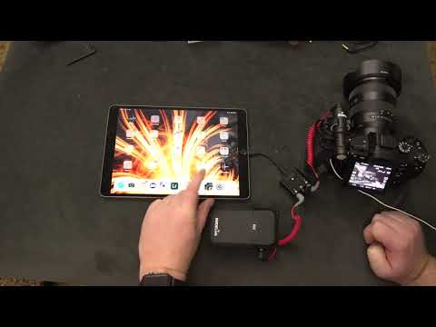 a7iii/A7R3/A9 getting 2 audio channels into your camera in a