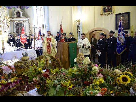 Dożynki gminno - parafialne w Koziczynie