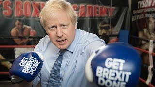 video: Boris Johnson pledges new police powers to stop and search known knife carriers and bring them to justice faster