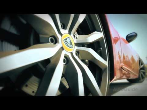 2012 Lotus Evora S Exotic Car Review