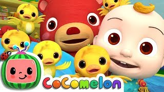 The Duck Hide and Seek Song | Cocomelon (ABCkidTV) Nursery Rhymes & Kids Songs