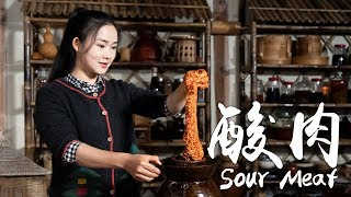 A Special Delicacy - Sour Meat