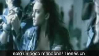 Lindsay Lohan - Bossy [letra en spanish]
