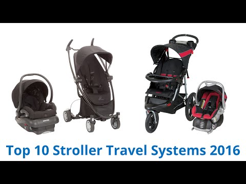 10 Best Stroller Travel Systems 2016