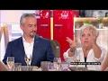 Emission - Télévision - Vidéo Mimie Mathy et Gilles Legardinier font leurs promotion pour leur livre mieux vaut être toute petite ou être abandonné à la naissance ?