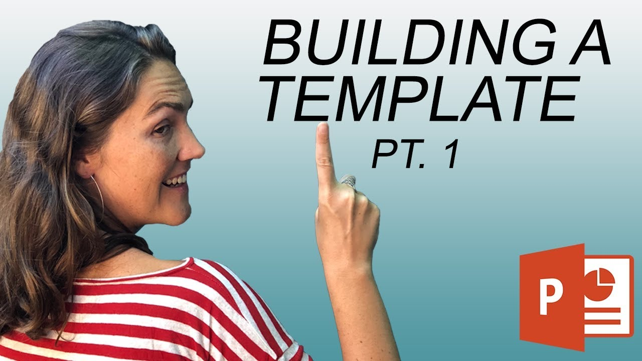Learn how to create custom templates in PowerPoint