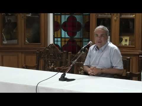 Ομιλία του Νίκου Λυγερού με θέμα «100 χρόνια αντίστασης στη λήθη της Γενοκτονίας» στο 21ο Συναπάντημα Νεολαίας Ποντιακών Σωματείων στην Παναγία Σουμελά