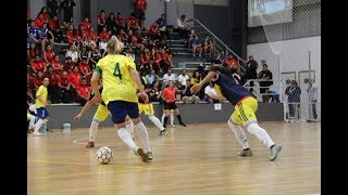 FINAL | COPA AMÉRICA DE FUTSAL FEMININO | BRASIL X COLÔMBIA