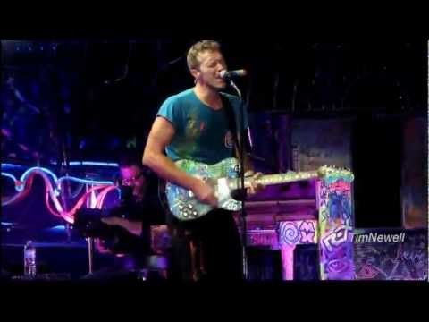 Coldplay (1080 HD) Don't Let It Break Your Heart - St. Paul 2012-08-10 - Xcel Energy Center