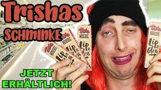 TRISHAS EIGENE SCHMINKE !!!