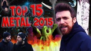 TOP 15 METAL 2015