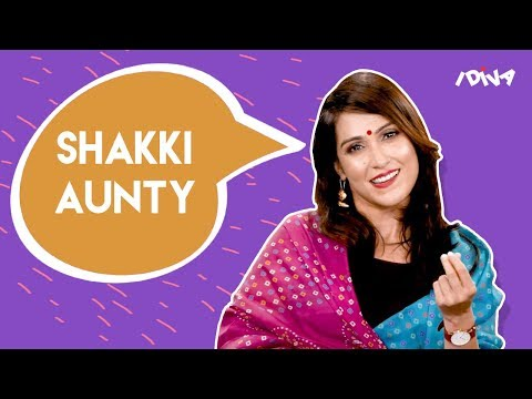 iDIVA - Shakki Aunty Part 1   This Is Every Padosi Aunty Who Loves Gossip