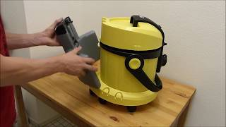 Kärcher Waschsauger SE4002 Test/Review