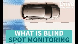 What is Blind Spot Monitoring | Drive.com.au