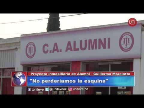 Proyecto inmobiliario de Alumni