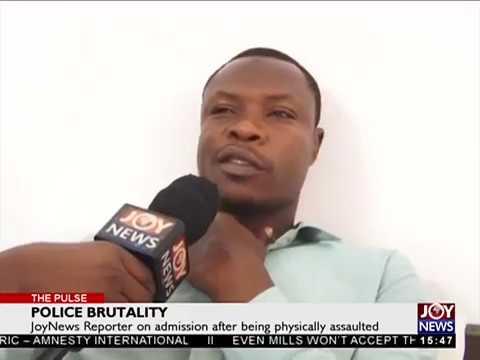 Police Brutality - The Pulse on JoyNews (28-3-18)