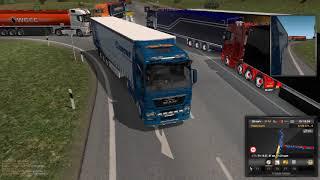 truck simulator europe 2 multiplayer - मुफ्त