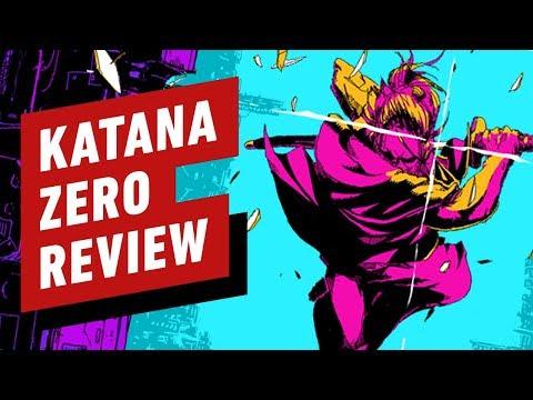Katana Zero Review - Personal Gamers
