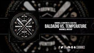 Baldadig vs. Temperature (Hardwell Dancehall Retouch Mashup)