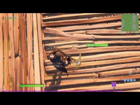Editing so fast that I die from fall damage,ps4 with controller