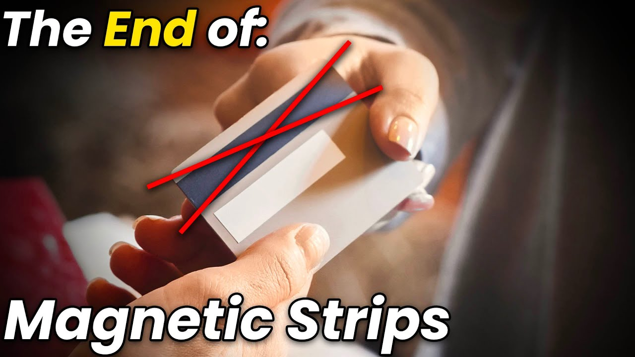 Mastercard REMOVING Magnetic Strips on ALL Credit Cards thumbnail