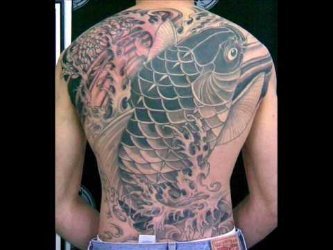Project Japanese Koi Yakuza Tattoo 入れ墨 Video