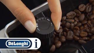 Кофемашина автоматическая Delonghi Magnifica S ECAM 22.110. SB от компании Cthp - видео 3