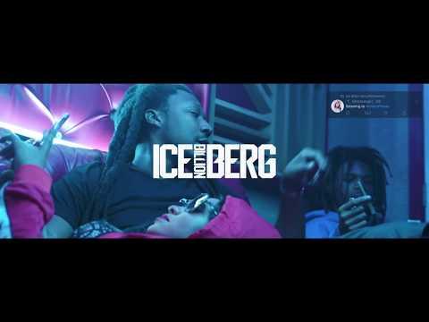 Ice Billion Berg - Sleep Walkin Freestyle