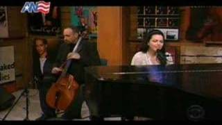 Evanescence Good Enough (live From CBS Saturday Morning)