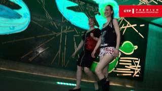 preview picture of video 'CTP IQ Ostrava Podchod Namesti Miru'
