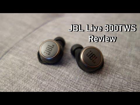 External Review Video oXQJJuhIY4Y for JBL LIVE 300TWS True Wireless In-Ear Headphones
