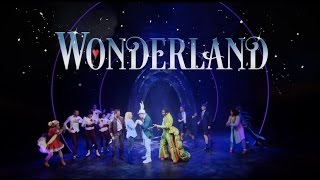 Wonderland the Musical an enchanting musical adaptation of Lewis Carrolls Alices
