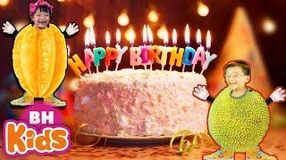 Happy Birthday Song ❤ Khúc Hát Chúc Mừng Sinh Nhật Cho Bé Yêu - Nhạc Thiếu Nhi Vui Nhộn Hay Nhất