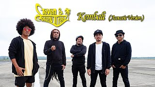 Steven & Coconuttreez - Kembali (Acoustic Version) - (Official Lyric Video)