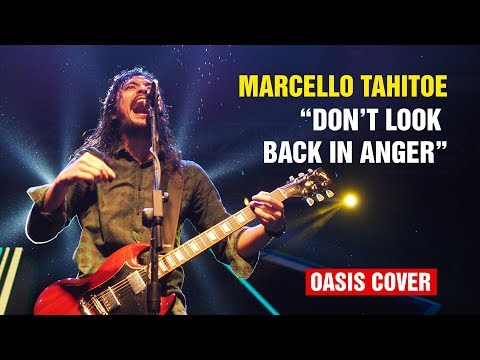 Marcello Tahitoe - Don't Look Back In Anger (Oasis) (HD)