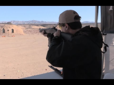 Detachable Magazines For A Pump-Action Shotgun