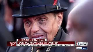Joe Jackson has died at age 89