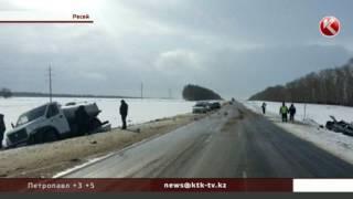 Башқұртстанда қазақстандықтар жол апатына ұшырады