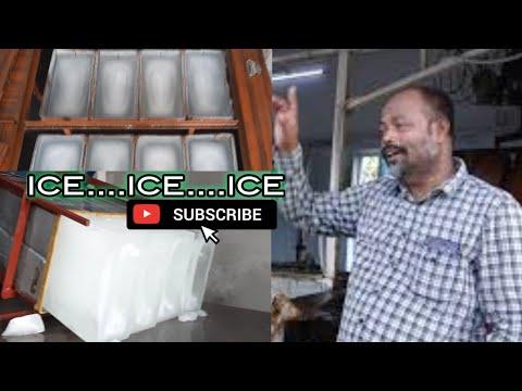 40 Ton Ice Block Plant