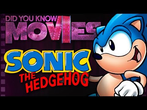 The Sonic MANIA Behind Sonic's Cartoons! | Did You Know Movies