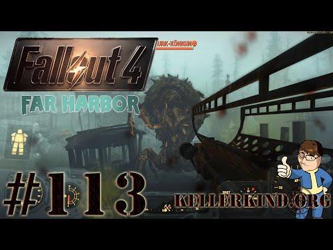 Fallout 4 - Far Harbor #113 - Unser Weg zum Leuchtturm ★ Let's Play Fallout 4 [HD|60FPS]