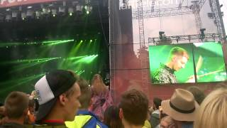 Ewert and The Two Dragons - Good Man Down (Live @ Positivus 2015)