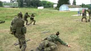 MUSADO - technika boje muže proti muži zavedená v AČR