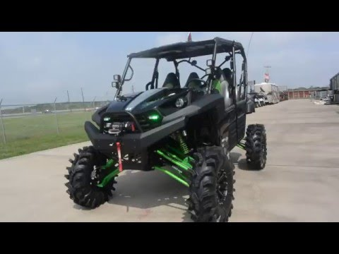 2015 Kawasaki Teryx4™ in La Marque, Texas - Video 1